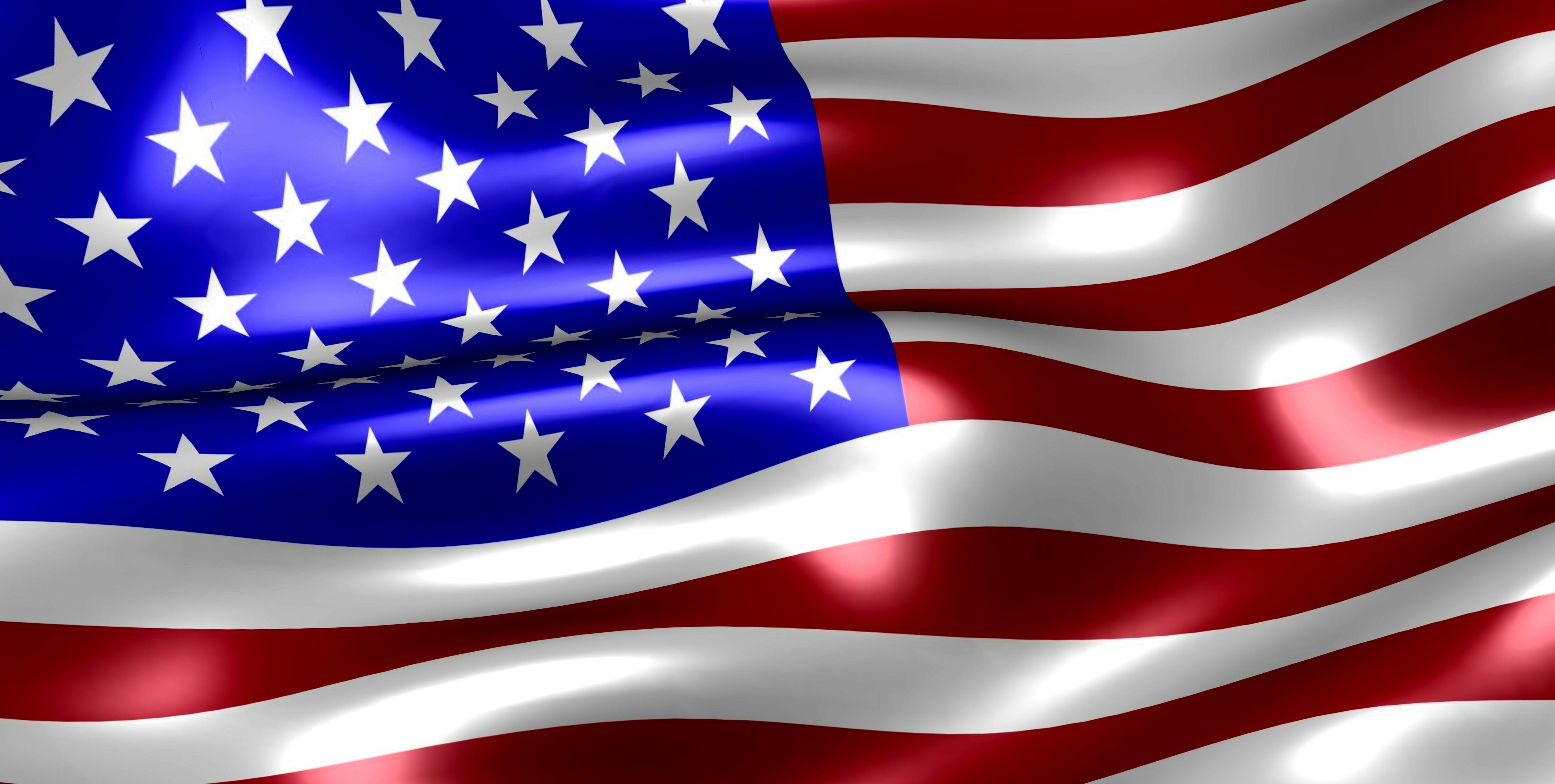Visual of USA Flag stars and stripes FJM88NL